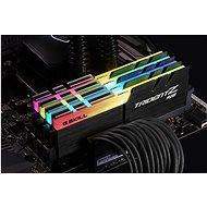 G.SKILL 16GB KIT DDR4 3600MHz CL16 Trident Z RGB - Operační paměť