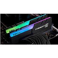 G.SKILL 64GB KIT DDR4 3200MHz CL16 Trident Z RGB - Operační paměť