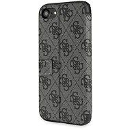 Guess 4G pro iPhone 7/8/SE 2020 Grey - Pouzdro na mobil