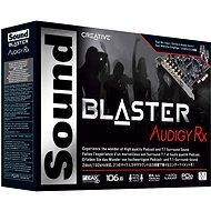 Creative Sound Blaster AUDIGY RX - Zvuková karta