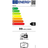 "58"" Hisense 58AE7000F - Televize"
