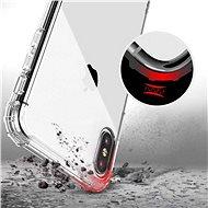 Hishell TPU Shockproof pro Honor 8A / Huawei Y6s čirý - Kryt na mobil