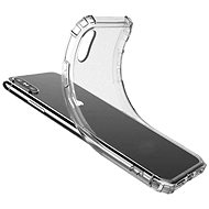 Hishell TPU Shockproof pro Xiaomi Redmi Note 8 Pro čirý - Kryt na mobil