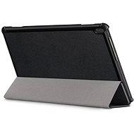 Hishell Protective Flip Cover pro Lenovo TAB M10 10.1 (1st Gen) černé - Pouzdro na tablet