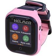 Helmer LK 709, růžové - Chytré hodinky