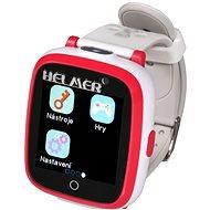 Helmer KW 802 červené - Chytré hodinky