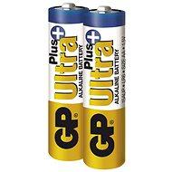 GP Ultra Plus Alkaline LR6 (AA) 2ks v blistru - Jednorázová baterie