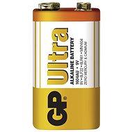 GP Ultra Alkaline 9V 1ks v blistru - Jednorázová baterie