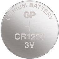 GP CR1220 1ks - Jednorázová baterie