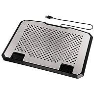 Hama pro notebook chladící, stříbrný - Chladící podložka