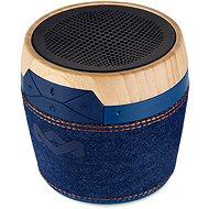 House of Marley Chant Mini - denim - Bluetooth reproduktor