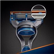 GILLETTE Fusion 8 ks - Pánské náhradní hlavice