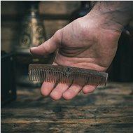 BLUEBEARDS REVENGE Liquid Wood Hřeben na vousy - Hřeben