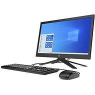 HP 21-b0001nc Black - All In One PC