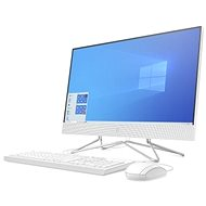 HP 24-df0001nc White - All In One PC
