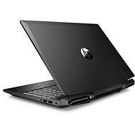 HP Pavilion Gaming 15-dk1008nc Shadow Black White - Herní notebook