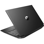 HP Pavilion Gaming 16-a0025nc Shadow Black White - Herní notebook