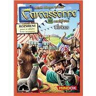 Carcassonne – Cirkus 10. rozšíření - Rozšíření společenské hry