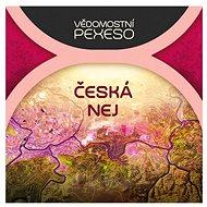 Vědomostní pexeso - Česká nej - Vědomostní hra