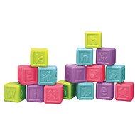 Abecední kostky 16 ks - Didaktická hračka