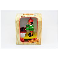 Tahací Pinocchio s xylofonem - Tahací hračka