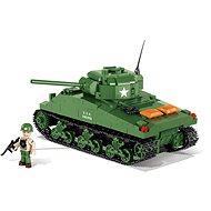 Cobi 2464 Small Army - WW M4A1 Sherman - Stavebnice