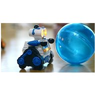 Ninco Nbots Ballbot modrý - RC model