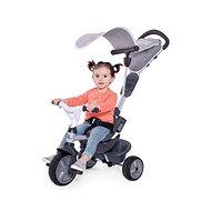Smoby Tříkolka Baby Driver Comfort šedá - Tříkolka