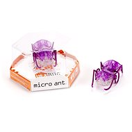 Hexbug Micro Ant fialový - Mikrorobot