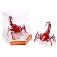 Hexbug Scorpion červený - Mikrorobot