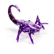 Hexbug Scorpion fialový - Mikrorobot