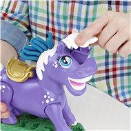 Play-Doh Animal Crew Řehatající kůň - Herní set