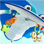Deka na hraní světelná Hledá se Nemo - Pan Rajka  - Hrací deka