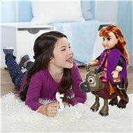 Frozen 2: sada panenka Anna a kamarádi - Figurky