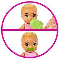 Barbie miminko herní set  - Panenka