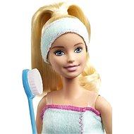 Barbie Wellness panenka blondýnka - Panenka