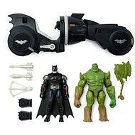 Batman Hrací sada s motorkou - Herní set