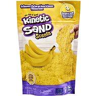 Kinetic Sand Voňavý tekutý písek - Bananas - Kinetický písek
