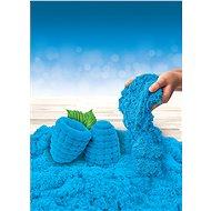Kinetic Sand Voňavý tekutý písek - Razzle Berry - Kinetický písek