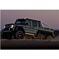 Traxxas TRX-6 Mercedes G 63 6x6 1:10 TQi RTR černý - RC auto na dálkové ovládání