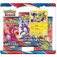 Pokémon TCG: SWSH05 - 3 Blister Booster - Karetní hra
