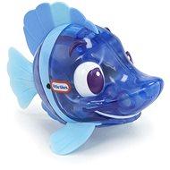 Svítící rybka - modrá - Hračka do vody