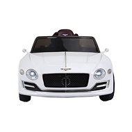 Dětské elektrické auto Bentley EXP 12 bílá - Dětské elektrické auto