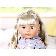 Starší sestřička BABY born Soft Touch, blondýnka, 43 cm - online balení - Panenka