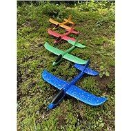 FOXGLIDER dětské házecí letadlo - házedlo zelené 48cm  - Házedlo