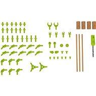 Haba Konstrukční sada 2 Nature - Dřevěná stavebnice
