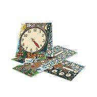 Kouzelné čtení Kouzelné hodiny - Kniha pro děti