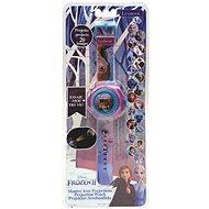 Lexibook Frozen Digitální hodinky s projektorem - Dětské hodinky