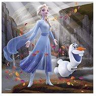 Frozen II 3X55 Puzzle Nové - Puzzle