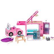 Barbie karavan snů 3 v 1 - Panenka